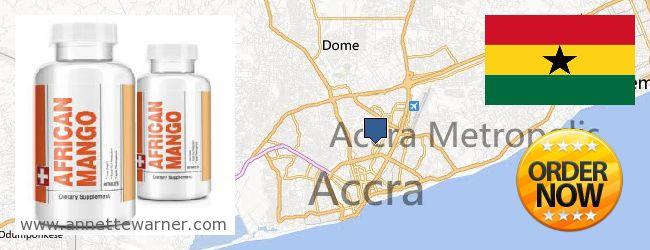Buy African Mango Extract Pills online Accra, Ghana