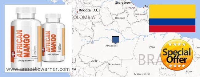 Where to Buy African Mango Extract Pills online Amazonas, Colombia