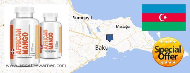 Where to Buy African Mango Extract Pills online Baku, Azerbaijan