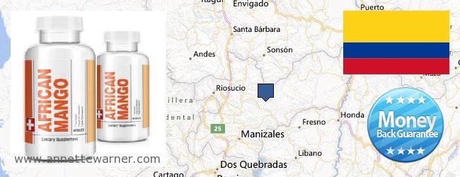 Buy African Mango Extract Pills online Caldas, Colombia