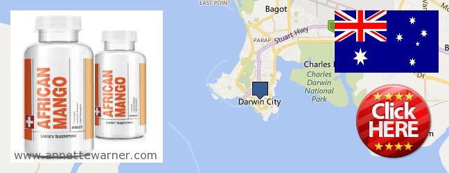 Purchase African Mango Extract Pills online Darwin, Australia
