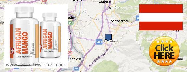 Where Can I Buy African Mango Extract Pills online Dornbirn, Austria