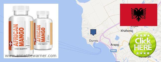 Buy African Mango Extract Pills online Durres, Albania