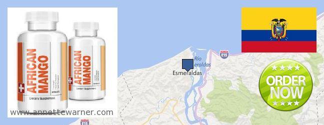 Where to Buy African Mango Extract Pills online Esmeraldas, Ecuador