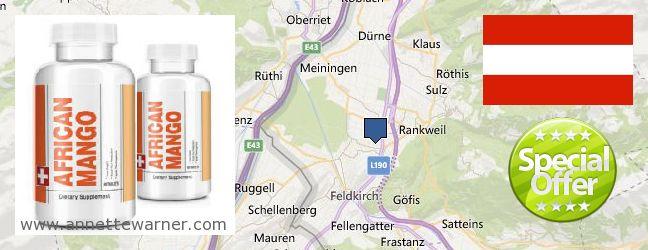 Buy African Mango Extract Pills online Feldkirch, Austria