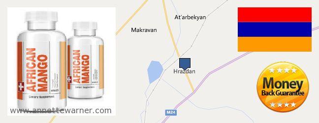Where to Buy African Mango Extract Pills online Hrazdan, Armenia