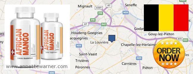 Where to Buy African Mango Extract Pills online La Louvière, Belgium