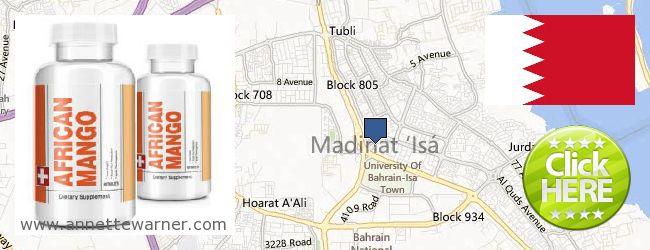 Buy African Mango Extract Pills online Madīnat 'Īsā [Isa Town], Bahrain