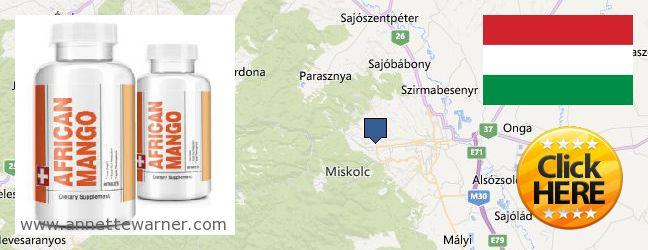 Buy African Mango Extract Pills online Miskolc, Hungary