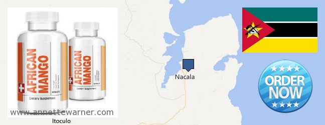 Purchase African Mango Extract Pills online Nacala, Mozambique