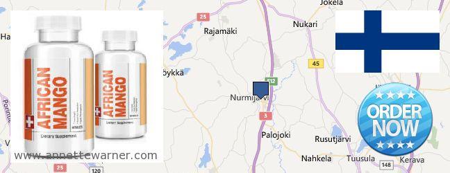 Buy African Mango Extract Pills online Nurmijaervi, Finland