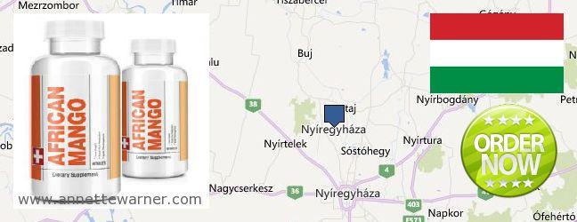 Where to Buy African Mango Extract Pills online Nyíregyháza, Hungary