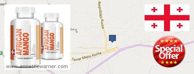 Buy African Mango Extract Pills online Samtredia, Georgia