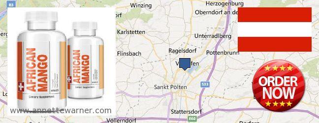 Where Can You Buy African Mango Extract Pills online Sankt Pölten, Austria