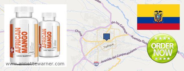 Where to Purchase African Mango Extract Pills online Santo Domingo de los Colorados, Ecuador