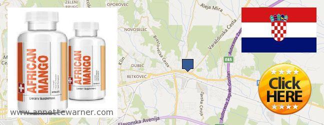 Where to Buy African Mango Extract Pills online Sesvete, Croatia