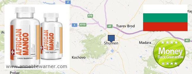Where to Purchase African Mango Extract Pills online Shumen, Bulgaria