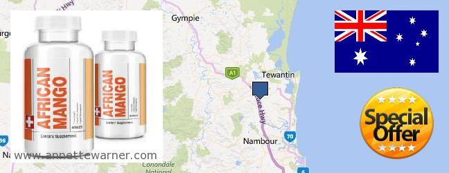 Purchase African Mango Extract Pills online Sunshine Coast, Australia