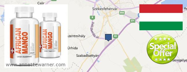 Purchase African Mango Extract Pills online Székesfehérvár, Hungary