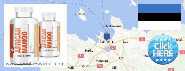 Where to Buy African Mango Extract Pills online Tallinn, Estonia