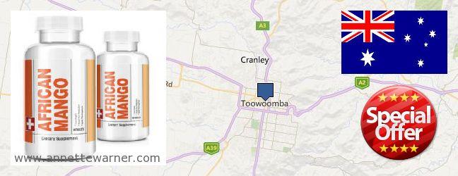 Buy African Mango Extract Pills online Toowoomba, Australia