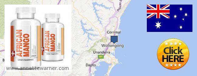 Buy African Mango Extract Pills online Wollongong, Australia