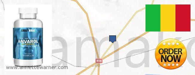 Where to Buy Anavar Steroids online Bamako, Mali