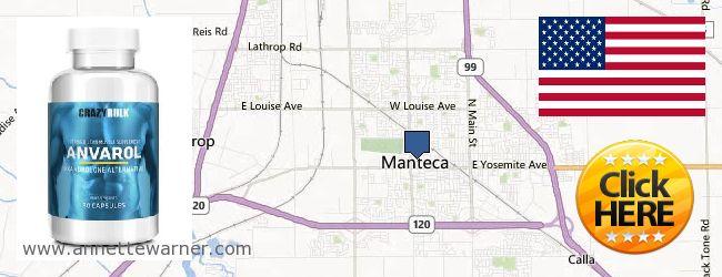 Purchase Anavar Steroids online Manteca CA, United States