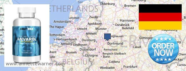 Where to Buy Anavar Steroids online (North Rhine-Westphalia), Germany