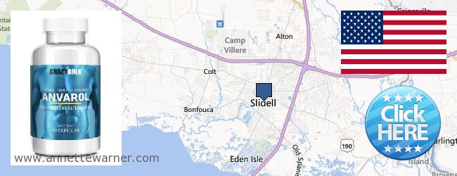 Where to Buy Anavar Steroids online Slidell LA, United States