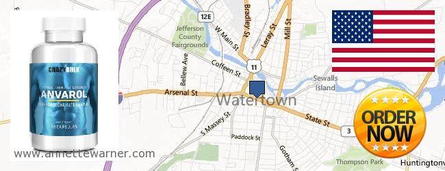 Watertown new york united states