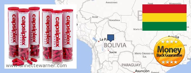 Where to Buy Capsiplex online Bolivia