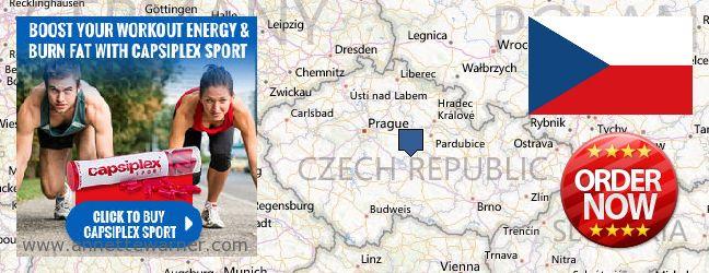 Buy Capsiplex online Czech Republic