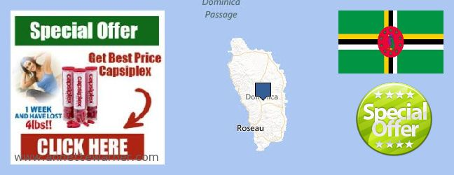 Where to Purchase Capsiplex online Dominica