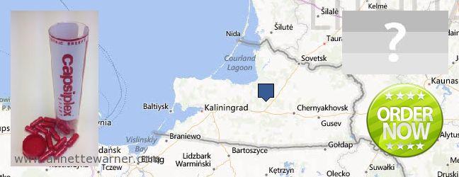 Purchase Capsiplex online Kaliningradskaya oblast, Russia