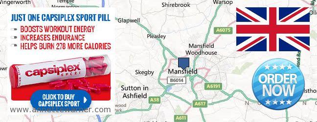 Purchase Capsiplex online Mansfield, United Kingdom