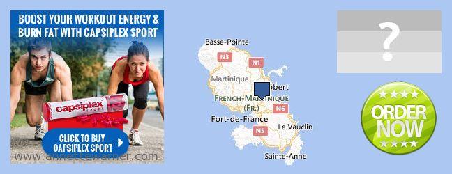 Purchase Capsiplex online Martinique