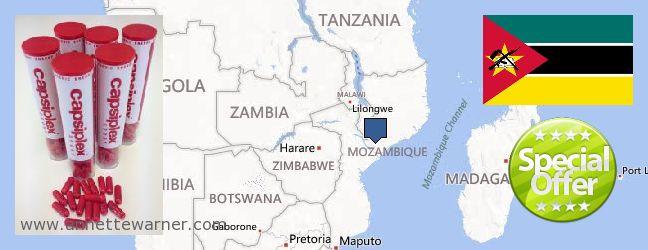Buy Capsiplex online Mozambique
