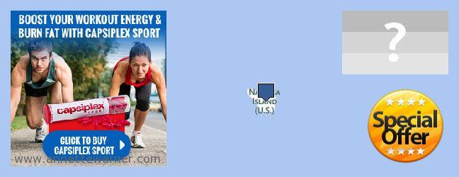 Where to Buy Capsiplex online Navassa Island