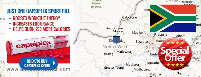 Purchase Capsiplex online North-West, South Africa