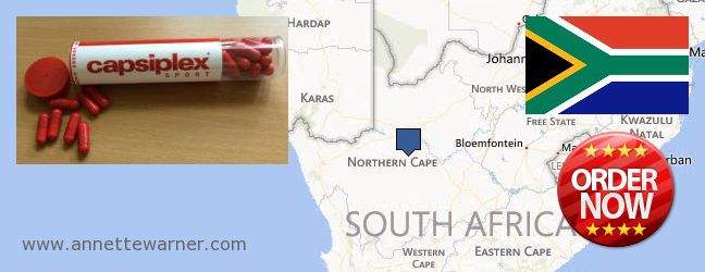 Where to Buy Capsiplex online Northern Cape, South Africa