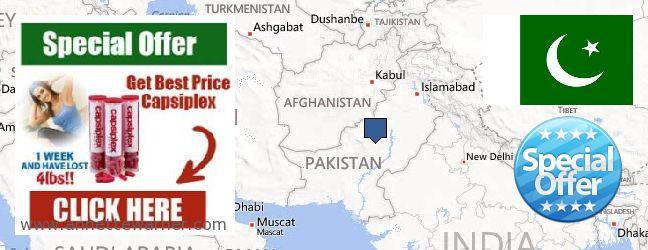 Purchase Capsiplex online Pakistan