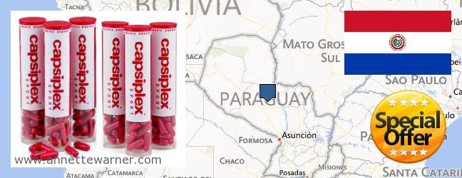 Where to Buy Capsiplex online Paraguay