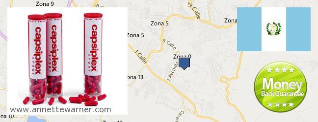 Where to Buy Capsiplex online Petapa, Guatemala