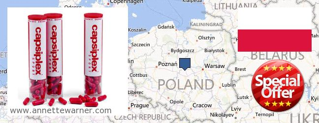 Where Can You Buy Capsiplex online Poland