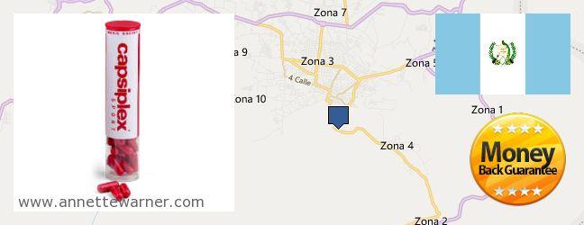 Where to Buy Capsiplex online Quetzaltenango, Guatemala