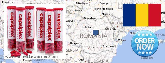 Где купить Capsiplex онлайн Romania