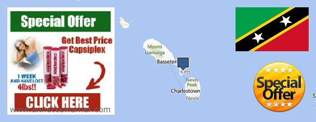 Purchase Capsiplex online Saint Kitts And Nevis