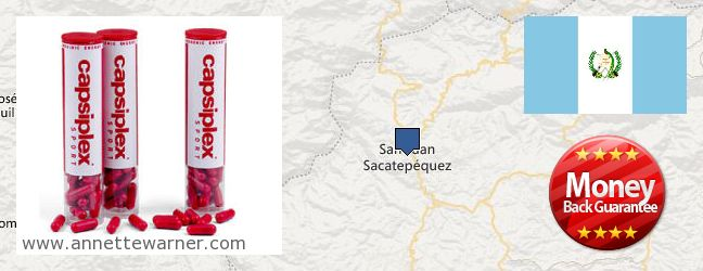Where to Buy Capsiplex online San Juan Sacatepequez, Guatemala