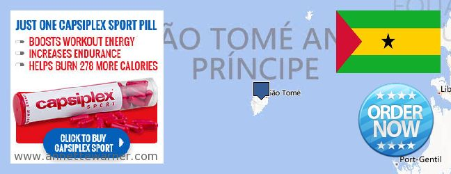 Где купить Capsiplex онлайн Sao Tome And Principe